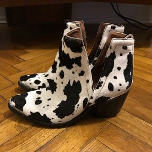 Jeffrey Campbell Cromwell Cowboy Boots